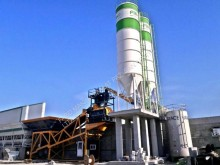 Vedeţi fotografiile Betoniera Fabo turbomix-100 usine de centrale a beton mobile | concrete batching plant mobile| Concrete Plants