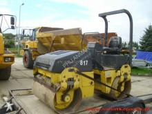 Compattatore manuale Bomag BW120 Walec drogowy ANMAR gwar. ID817