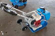 Weber vibrating plate compactor