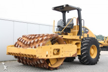 Caterpillar vibrating roller