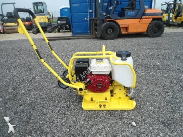 Compacteur à main Paclite V 400 Vecto combi