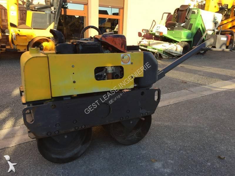 Compacteur à main Belle Group BWR650