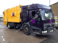 camion benne à ordures ménagères Seddon Atkinson