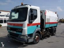 camión barredora DAF
