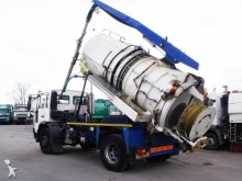 camión aspirador usado