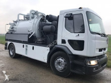 camión limpia fosas Renault