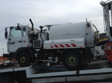 Renault washer truck
