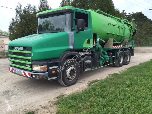 Voir les photos Engin de voirie Scania