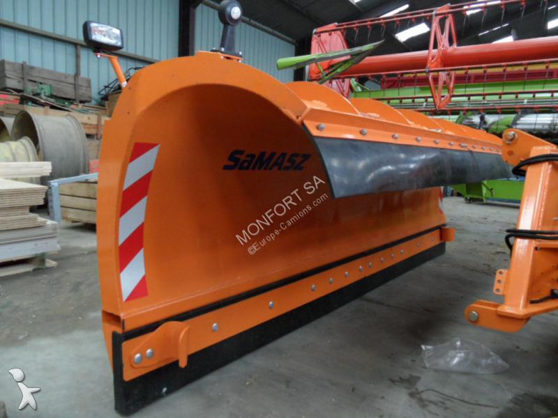Utilaje pentru drumuri Samasz PSS 300 H 24 V