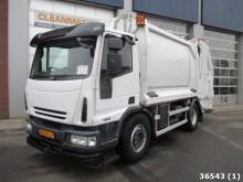 camión volquete para residuos domésticos Ginaf