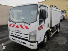 camion raccolta rifiuti Isuzu