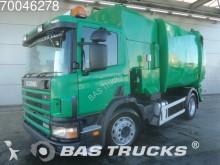 Scania P94D 230 RHD 4X2 Euro 3 NTM-SeitenLader-Aufbau