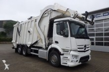 Mercedes ANTOS 2533 6x2 Müllwagen FAUN FRONTPRESS 533