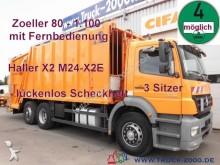 Mercedes 2528 Haller X2 Zoeller 80-1.1 Schüttung+FB*1.Hd