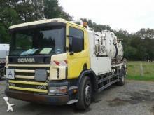 camión limpia fosas usado
