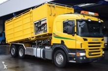 Scania P 420 / Euro 5 / Retarder / 6x2 / olymertank /