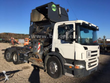 Scania P 310 Seitenlader HN Speedline Paddle, Allison A