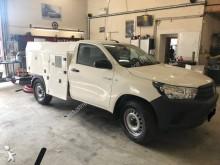 camión limpia fosas Toyota