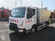 Renault waste collection truck