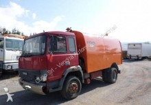 camion spazzatrice Iveco