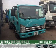 camión volquete para residuos domésticos Isuzu