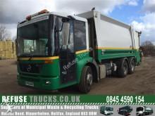 camión volquete para residuos domésticos Mercedes