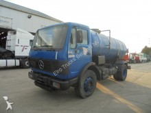 Mercedes SK 1617 (STEEL SUSPENSION / 10.000L)