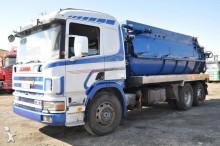 camion aspirateur Scania
