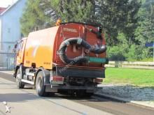 camión barredora MAN