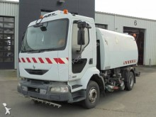 camion spazzatrice Renault