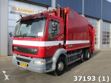 camión volquete para residuos domésticos DAF