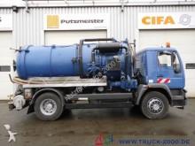 MAN 18.220 Hochdruck Saug/Spülwagen/10m³/500L Wasser