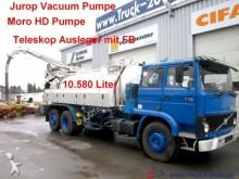 Volvo F 720 Hochdruck Saugspüler 11m³*Kanalreiniger