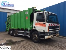 DAF CF 75 250 6x2, garbage truck Mol pusher 2000