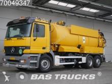 Mercedes Actros 2531 L 6X2 3-Pedals Lenkachse Big-Axle Eu