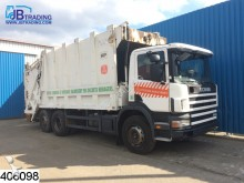 Scania 94 260 6x2, garbage truck Mol pusher 2000