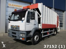 MAN 18.224 Manual Euro 2 Geesink 20m3