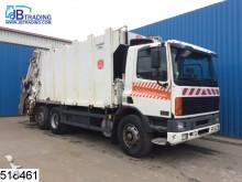 DAF CF 75 250 EURO 2, 6x2, garbage truck, Mol Pusher