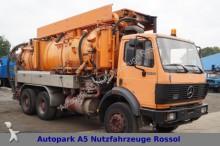 Mercedes Druck- und Saugwagen