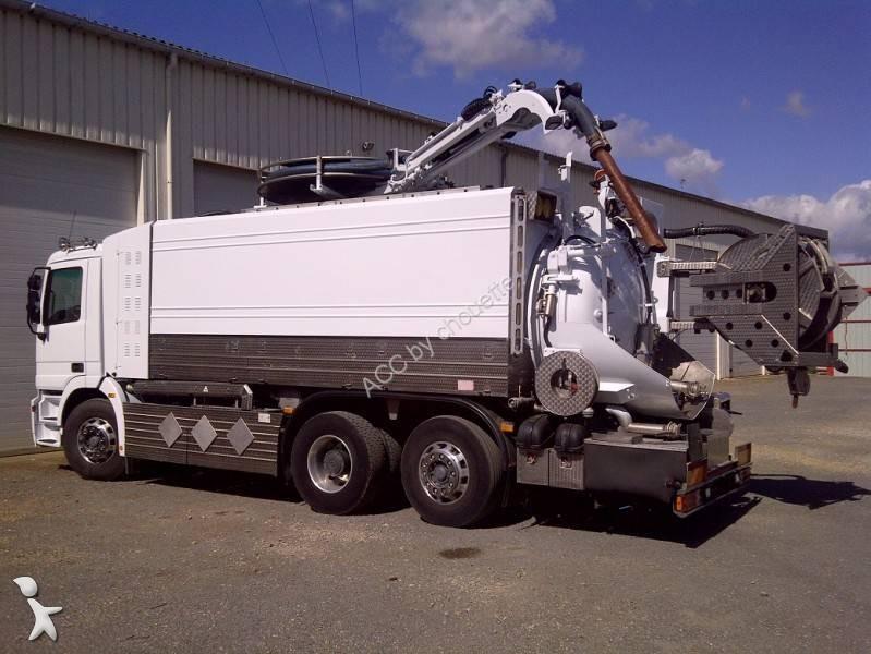 camion hydrocureur euro 3 cabine courte france 1 annonces de cabine courte france occasion. Black Bedroom Furniture Sets. Home Design Ideas
