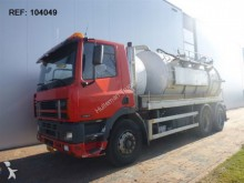 DAF CF85.330 VACUUM TRUCK MANUAL FULL STEEL