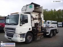 DAF CF 75.250 6X2 refuse truck