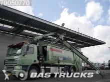 DAF CF75.250 6X2 Manual Lenkachse Euro 3 Hiab 144FS-