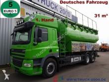 DAF CF85.510 31m³ Silo für Staub+Riesel inkl. Waage
