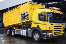 Scania P 420 / Euro 5 / Retarder / Saug und Druckwagen