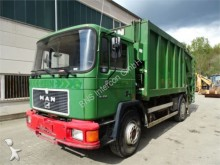 MAN 18.232 Müllwagen *200TKM/Automatikgetriebe/Faun