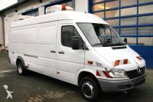 Mercedes 413 CDI+Rausch Kanal TV Kamera Inspektion