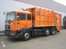 camion raccolta rifiuti MAN