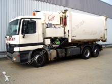 camion benne à ordures ménagères Mercedes
