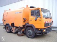 camión de limpieza usado